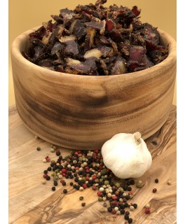 Garlic and Pepper Beef Biltong