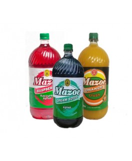 Mazoe Flavoured Syrups
